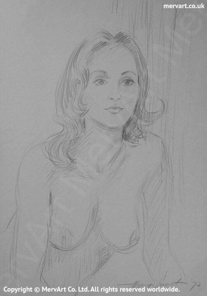 Amanda - A lovely naked young woman Main Image