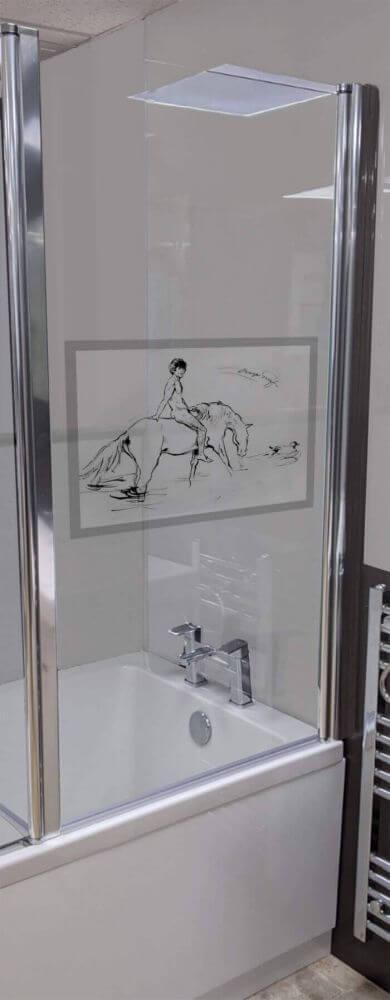 Bareback rider - A joyous ride Side Image
