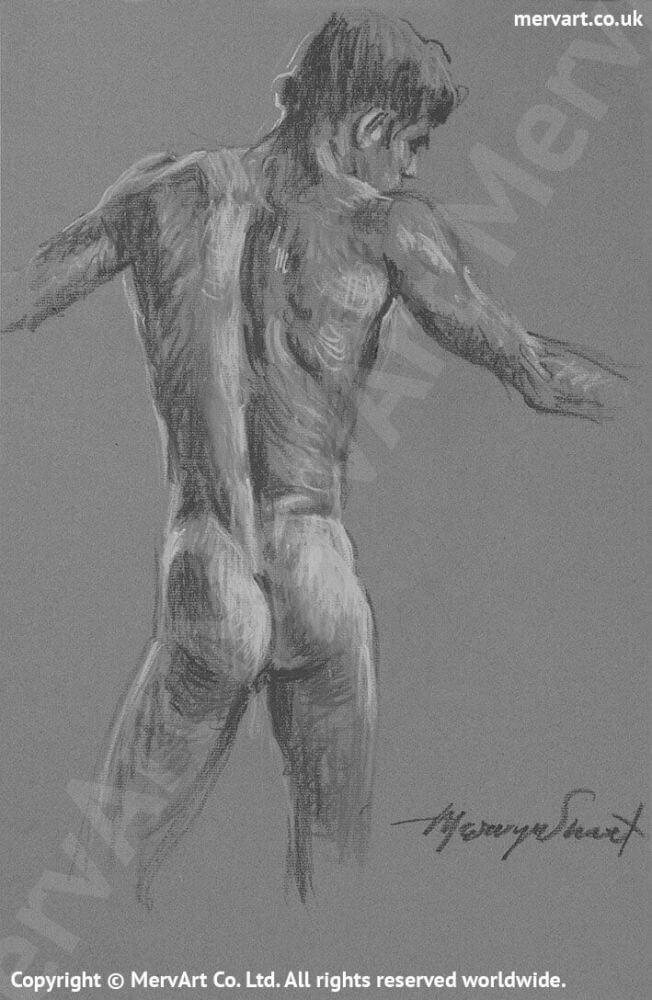 Bruce - Classic nude portraiture Main Image