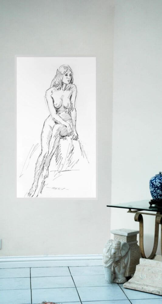 Deborah - Gorgeous woman waiting to be seduced Side Image