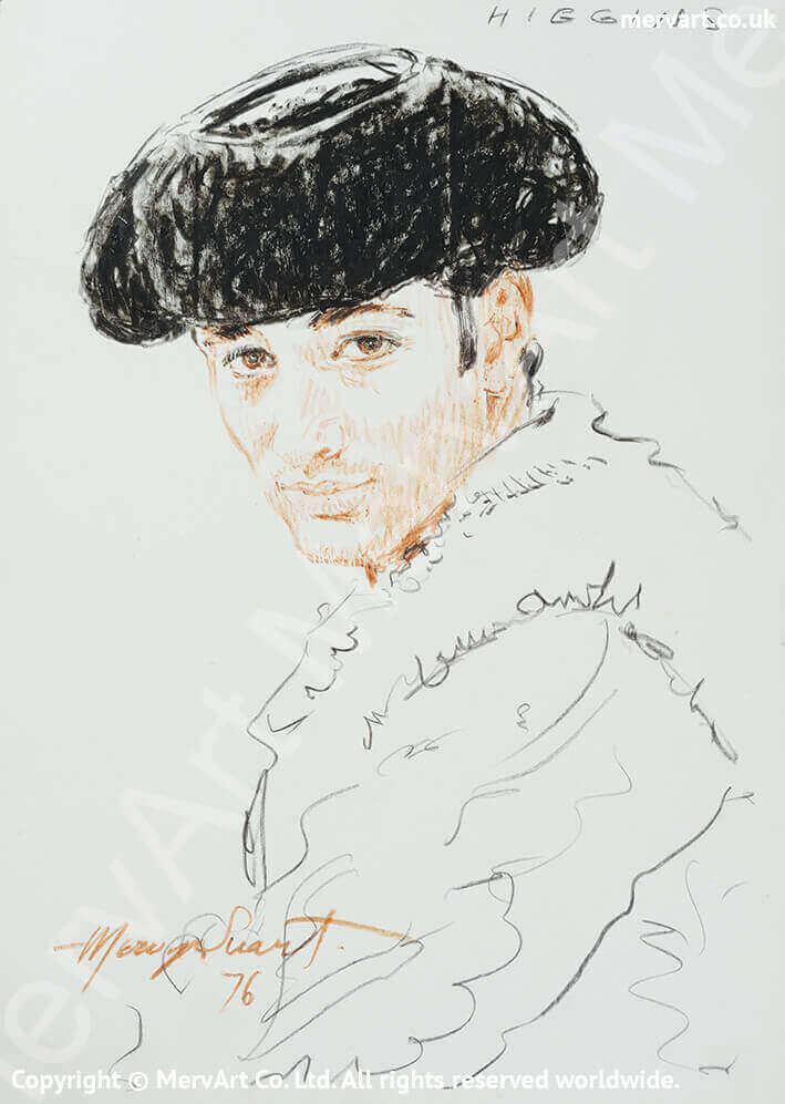 Henry Higgins - Bullfighter Main Image