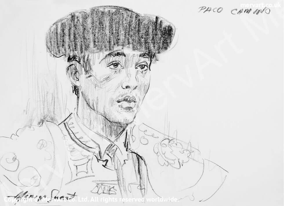 Paco Camino - Bullfighter Main Image