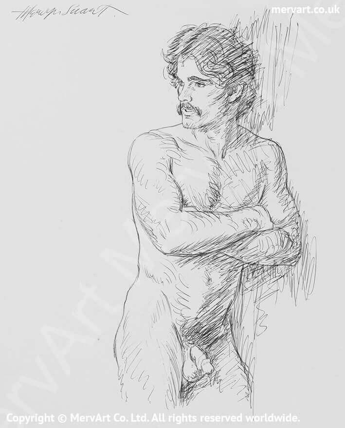 Tyrone - Wholly naked Main Image