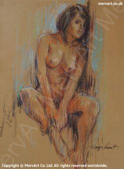 Elizabeth - A ravishing seductive beauty