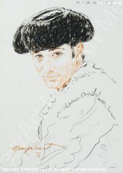 Henry Higgins - Bullfighter