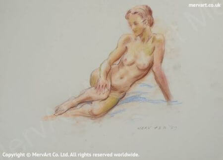 Melissa - A naked beauty dreaming of love