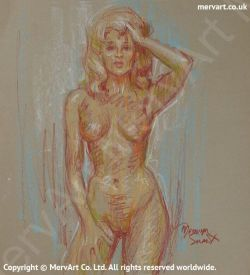 Michelle - Loves the nakedness of her own body